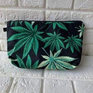 Handbags - POT LEAF CLUTCH / TOTE / PURSE